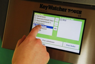 KeyWatcher Touch Software